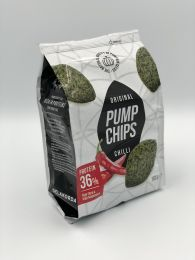 Pump chips chili